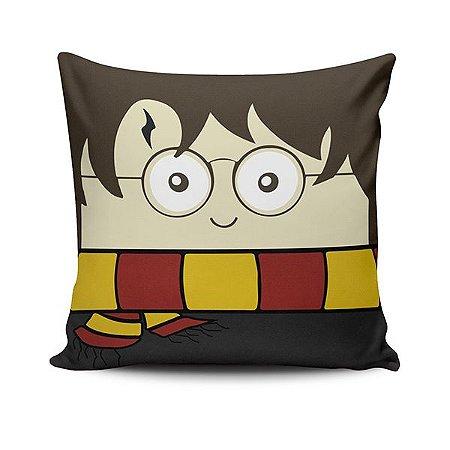 Capa de Almofada Bruxinho Harry Potter