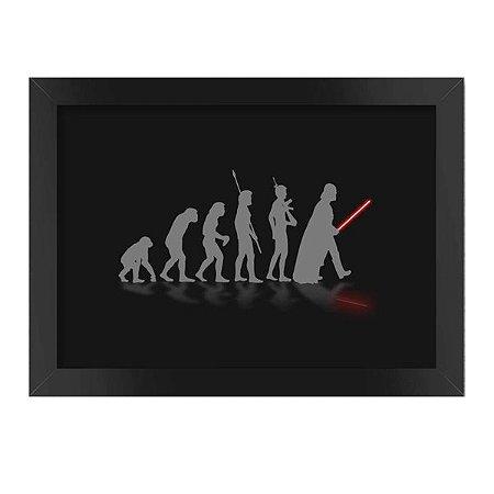 Poster com Moldura Geek Evolution