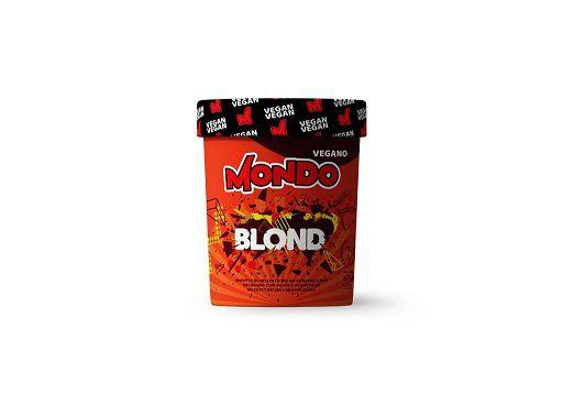 Sorvete Mondo Blond 473ml - Viewganas