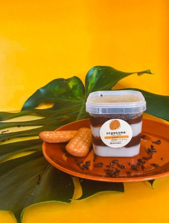 Pavê de Chocolate 200g - Vegauana