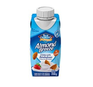 Creme c/ Amêndoas 200g - Almond Breeze