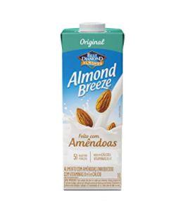 Leite Vegetal c/ Amêndoas 1L - Almond Breeze