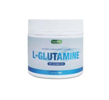 Glutamina Vegana 150g - Vegan Way