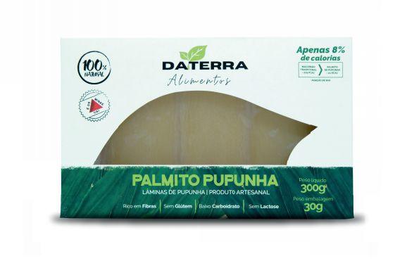 Lâminas de Palmito Pupunha 300g - Daterra