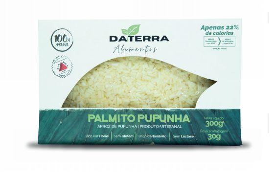 Arroz de Palmito Pupunha 300g - Daterra