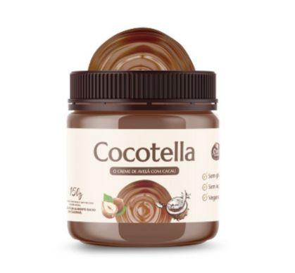 Creme de Avelã c/ Chocolate Cocotella 150g - Cocodensado