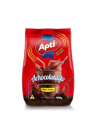 Achocolatado em Pó 400g - Apti