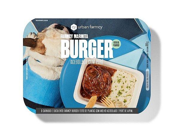 Refeição Burger Acebolado 309g - Urban Farmcy