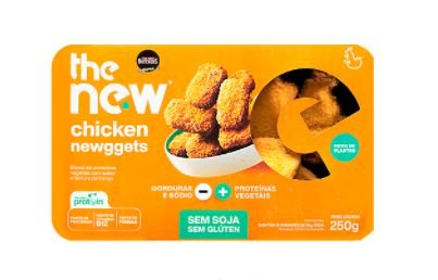 Nuggets Vegetal 250g - The New