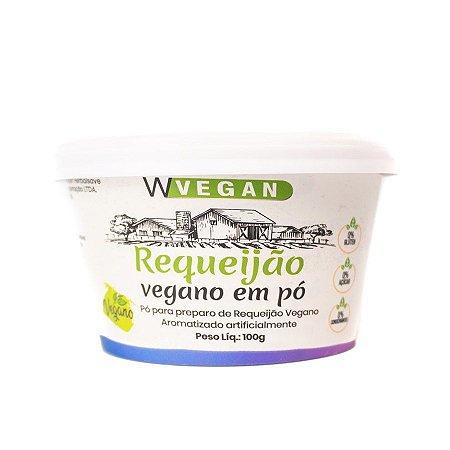 Requeijão Vegano em Pó 50g - Wvegan