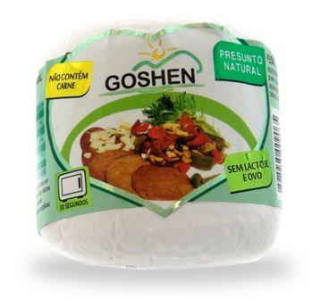 Presunto de Soja Vegano Defumado 300g - Goshen