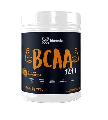 BCAA Tangerina 250g - Bionetic