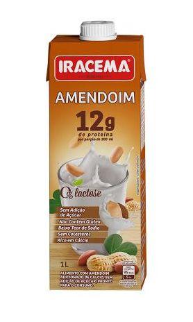 Leite de Amendoim 1L - Iracema