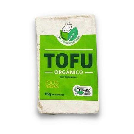 Tofu Orgânico 1 Kg - Sitio Boa Esperança (Chegada 28.09.21)
