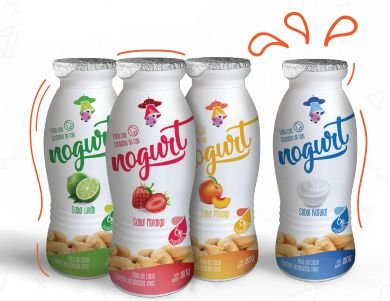 Iogurte 180g - Nomoo