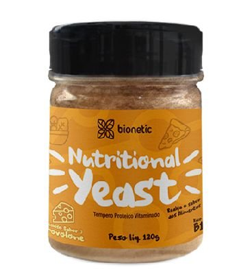 Nutritional Yeast 120g - Bionetic