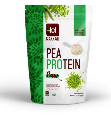 Pea Protein 600g - Rakkau