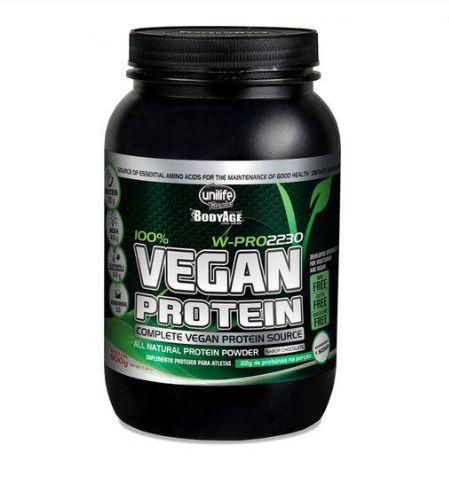 Whey Vegan Protein Chocolate 900g - Unilife