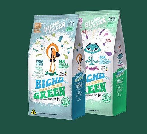 Ração Vegana 1kg - Bicho Green