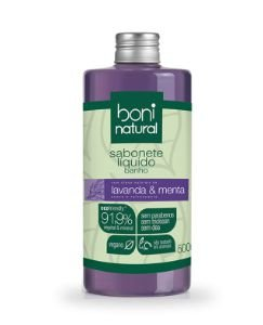Sabonete Líquido 500ml - Boni Natural
