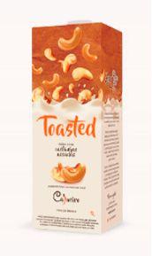 Leite Toasted 1L - Cajueiro