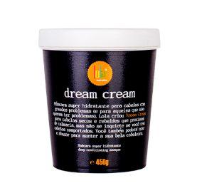 Máscara de Hidratação Dream Cream 450g - Lola Cosmetics