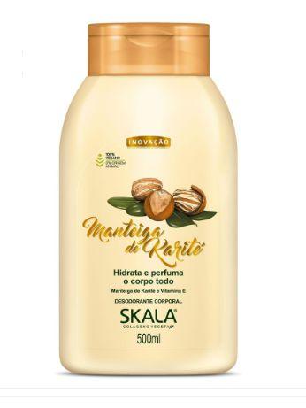 Hidratante Manteiga de Karité 500ml - Skala