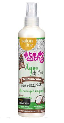 Spray Capilar Água de Côco 300ml  - Salon Line