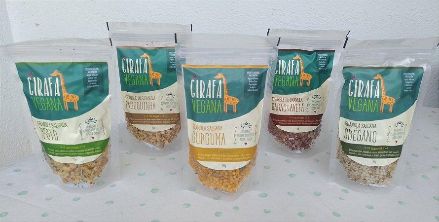 Granola - Girafa Vegana