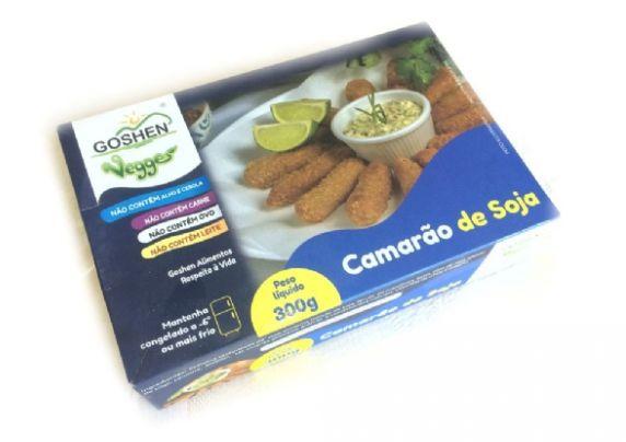 Camarão de Soja 300g - Goshen