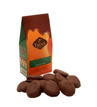 Damasco ao Chocolate 140g - Tnuva