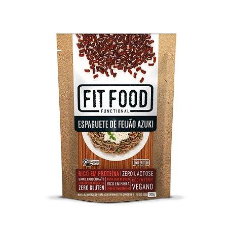 Espaguete de Feijão Orgânico 200g - Fit Food