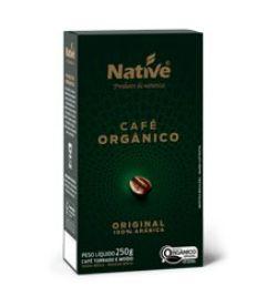 Café Orgânico - Native