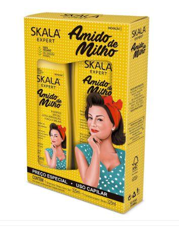 Kit Shampoo + Condicionador - Skala