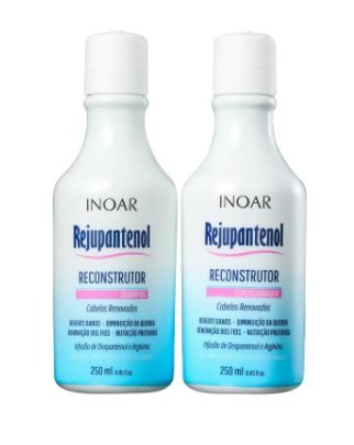 Kit Shampoo + Condicionador Rejupantenol - Inoar