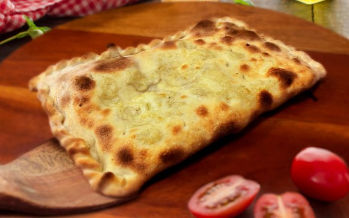 Pizza Fechada (Calzone) Congelada 25cm - Pizzou (Chegada 02.09)
