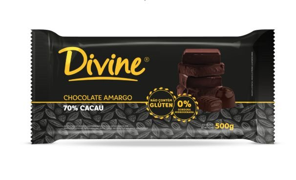 Chocolate Linha Profissional 1kg - Divine