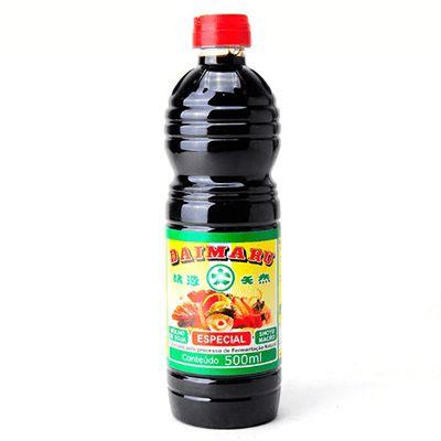 Molho de Soja Macrobiótico 500ml - Daimaru