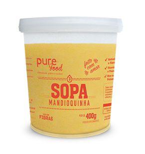 Sopa Vegana 400g - Pure Food