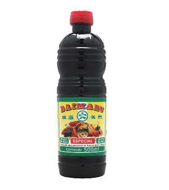 Molho de Soja Macrobiótico - Daimaru
