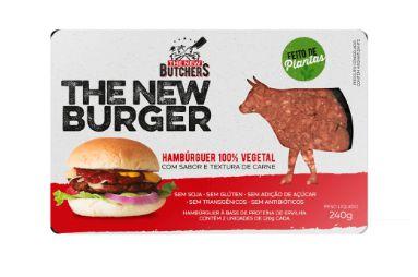 Hamburguer Vegetal 240g - The New Butchers