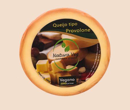 Queijo Provolone 240g - Natura Veg