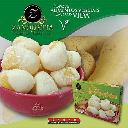 Pão de Mandioquinha 500g - Zanquetta