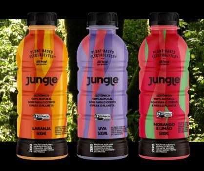 Isotônico Natural 500ml - Jungle