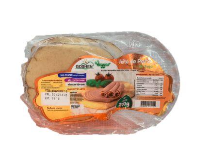 Peito de Peru Fatiado 200g - Goshen