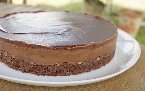 Torta Vegana - Mon Nid