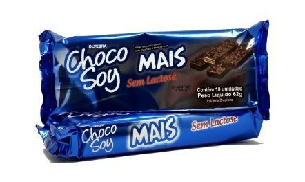 Choco Soy Mais 62g - Olvebra