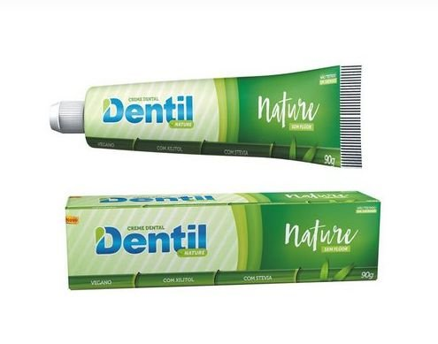 Creme Dental Vegano - Dentil