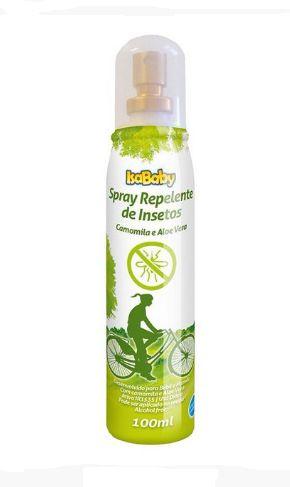 Repelente Spray 100ml - Isababy