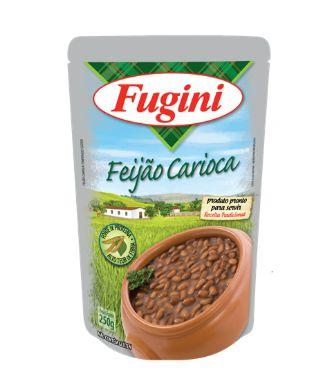 Feijão Cozido Sachê 250g - Fugini